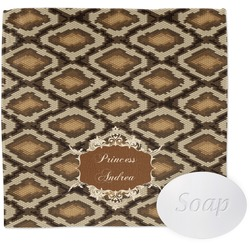 Snake Skin Wash Cloth (Personalized)