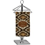 Snake Skin Finger Tip Towel - Full Print (Personalized)