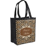 Snake Skin Grocery Bag (Personalized)