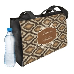 Snake Skin Ladies Workout Bag (Personalized)