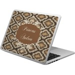 Snake Skin Laptop Skin - Custom Sized (Personalized)