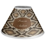 Snake Skin Coolie Lamp Shade (Personalized)