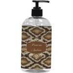 Snake Skin Plastic Soap / Lotion Dispenser (Personalized)