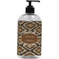 Snake Skin Plastic Soap / Lotion Dispenser (Personalized)