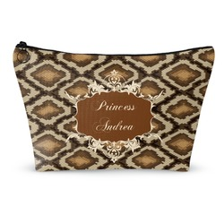 Snake Skin Makeup Bags (Personalized)