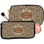 Snake Skin Makeup / Cosmetic Bag (Personalized)