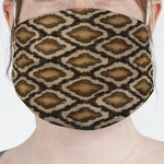 Snake Skin Face Mask Cover (Personalized)