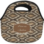 Snake Skin Lunch Bag (Personalized)