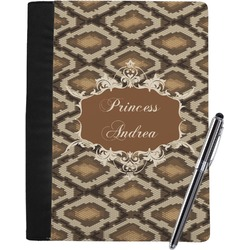 Snake Skin Notebook Padfolio (Personalized)