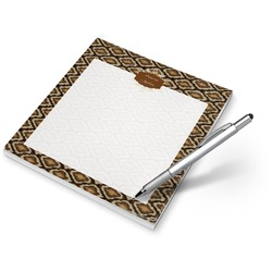 Snake Skin Notepad (Personalized)