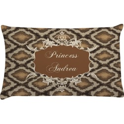 Snake Skin Pillow Case (Personalized)