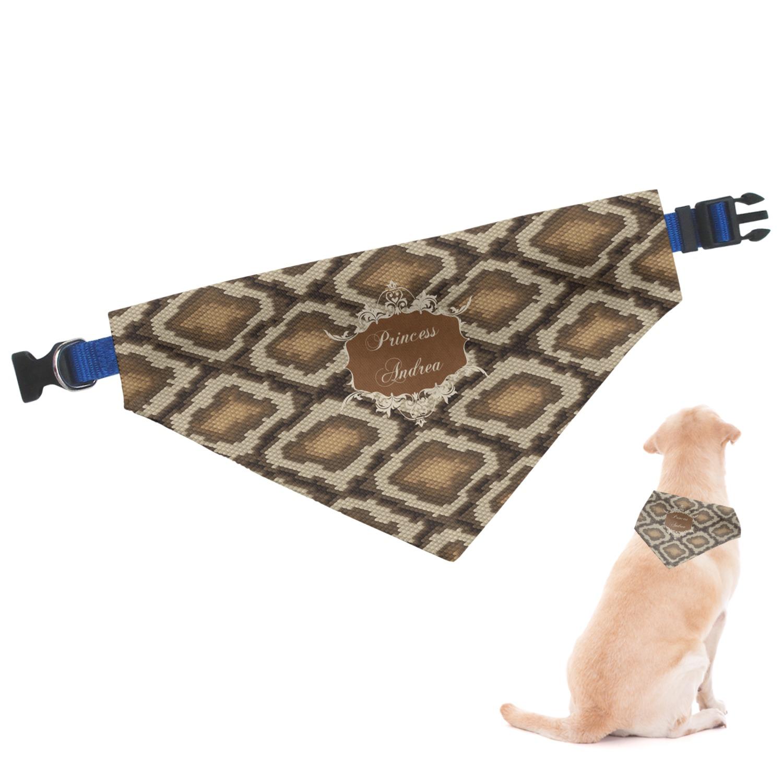 Bandana Design Dog Collar
