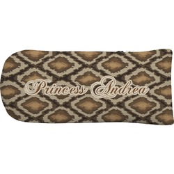Snake Skin Putter Cover (Personalized)