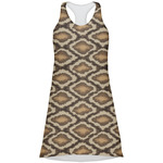 Snake Skin Racerback Dress (Personalized)