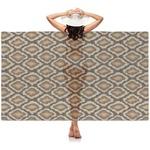Snake Skin Sheer Sarong (Personalized)