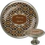 Snake Skin Cabinet Knobs (Personalized)