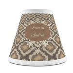 Snake Skin Chandelier Lamp Shade (Personalized)
