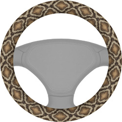 Snake Skin Steering Wheel Cover (Personalized)