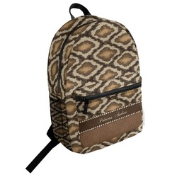 Snake Skin Student Backpack (Personalized)