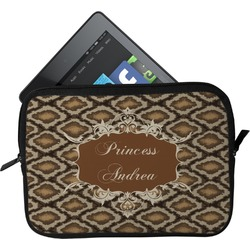 Snake Skin Tablet Sleeve (Personalized)