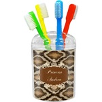 Snake Skin Toothbrush Holder (Personalized)