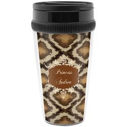 Snake Skin Travel Mug (Personalized)