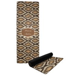 Snake Skin Yoga Mat (Personalized)