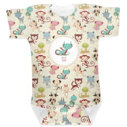 Chinese Zodiac Baby Bodysuit (Personalized)