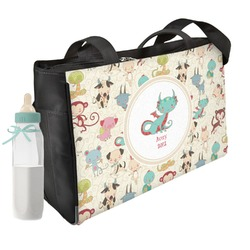 Chinese Zodiac Diaper Bag (Personalized)