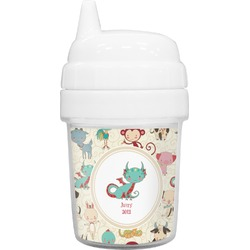 Chinese Zodiac Baby Sippy Cup (Personalized)