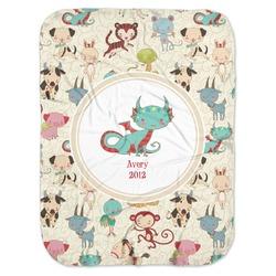 Chinese Zodiac Baby Swaddling Blanket (Personalized)