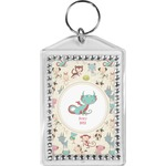 Chinese Zodiac Bling Keychain (Personalized)