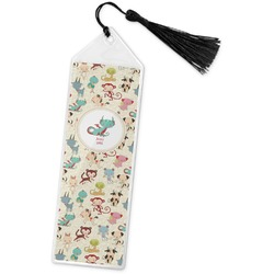 Chinese Zodiac Book Mark w/Tassel (Personalized)
