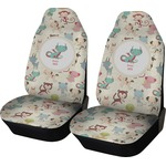 Chinese Zodiac Car Seat Covers (Set of Two) (Personalized)