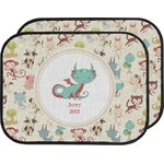 Chinese Zodiac Car Floor Mats (Back Seat) (Personalized)