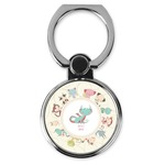 Chinese Zodiac Cell Phone Ring Stand & Holder (Personalized)