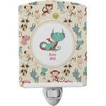 Chinese Zodiac Ceramic Night Light (Personalized)