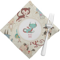 Chinese Zodiac Cloth Napkins (Set of 4) (Personalized)