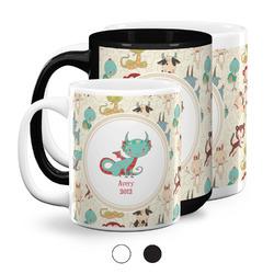 Chinese Zodiac Coffee Mugs (Personalized)