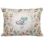 """Chinese Zodiac Decorative Baby Pillowcase - 16""""x12"""" (Personalized)"""