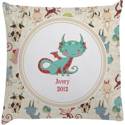 Chinese Zodiac Decorative Pillow Case (Personalized)