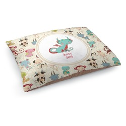 Chinese Zodiac Dog Pillow Bed (Personalized)