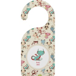 Chinese Zodiac Door Hanger (Personalized)