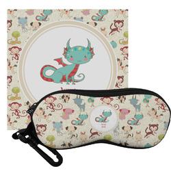 Chinese Zodiac Eyeglass Case & Cloth (Personalized)