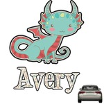 Chinese Zodiac Graphic Car Decal (Personalized)