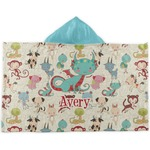 Chinese Zodiac Kids Hooded Towel (Personalized)