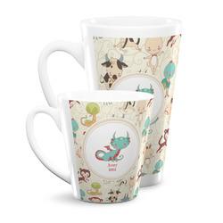 Chinese Zodiac Latte Mug (Personalized)