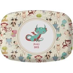 Chinese Zodiac Melamine Platter (Personalized)