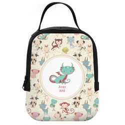 Chinese Zodiac Neoprene Lunch Tote (Personalized)
