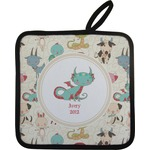 Chinese Zodiac Pot Holder (Personalized)